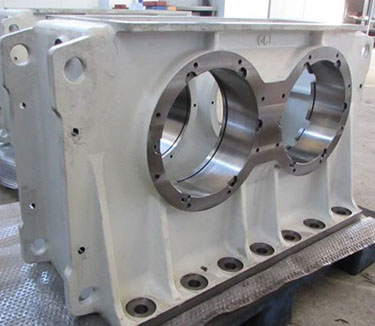 gear box body